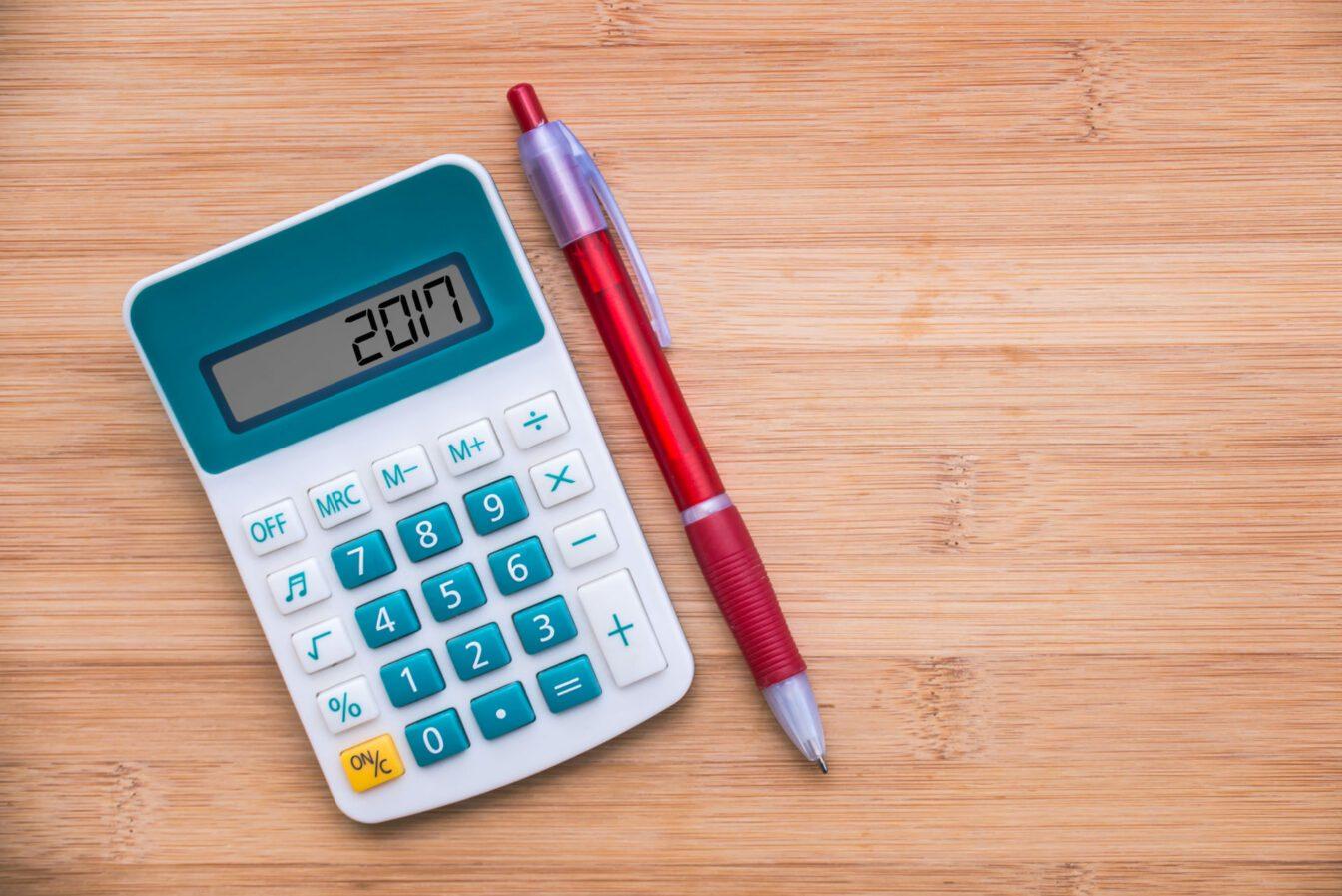 2017 income tax