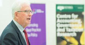 Future of Tax Symposium: Sir Michael Cullen