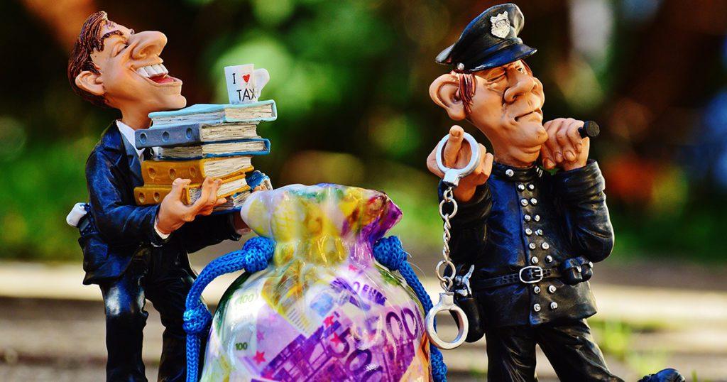 Image: IRD audit in hidden economy