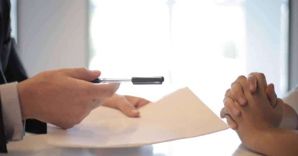 Image: Small business loan