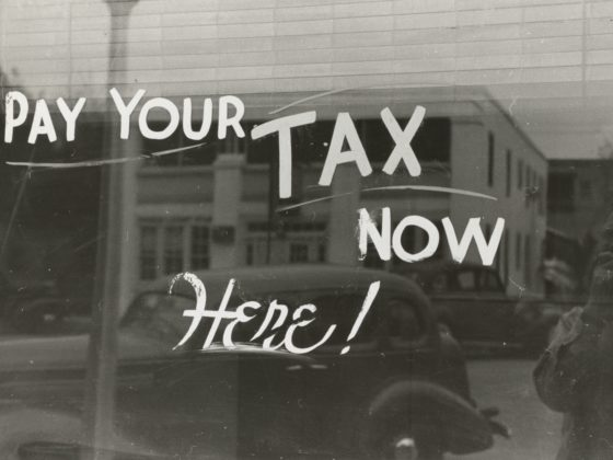 Image: Pay your tax now here!