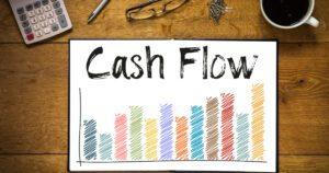 Image: Cashflow chart