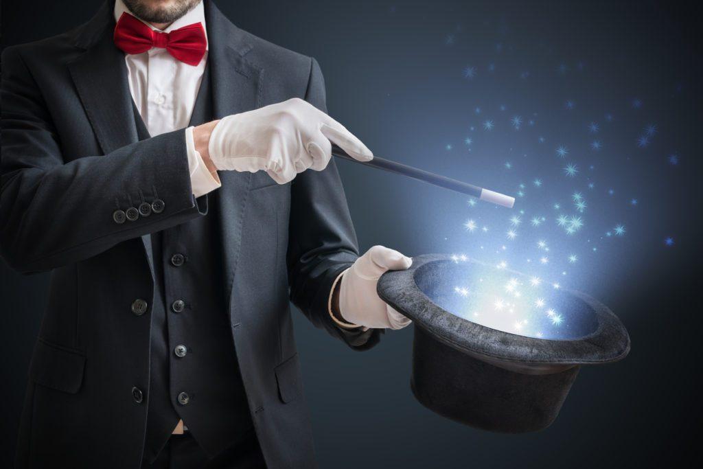 Image: Magician